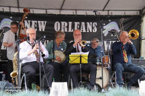 130 New Orleans and the Dutch Connection